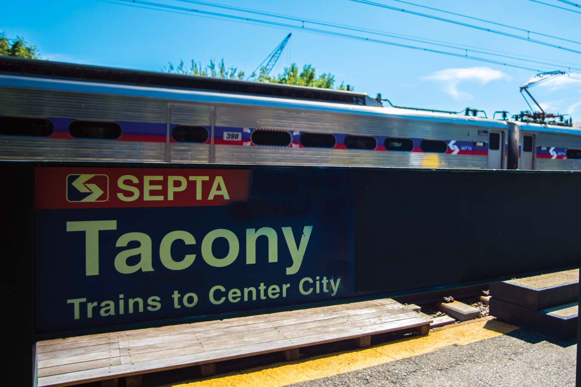 Getting To Tacony - an easy commute